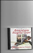 "APPALACHIAN BLUEGRASS GOSPEL, CD "" 30 INSTRUMENTAL FAVORITES"" NEW SEALED"