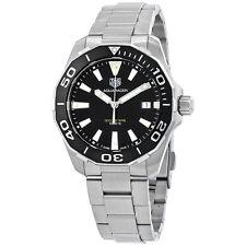 Tag Heuer Aquaracer Black Dial Quartz Mens Watch WAY111A.BA0928