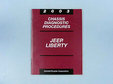 Chassis Diag. Procedures, Teves Mark 20e ABS, 2003 Jeep Liberty, 81-370-03025