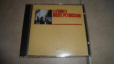 CD musique - MICHEL PETRUCCIANI - LEE KONITZ - BE
