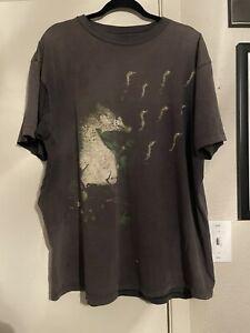 Vintage Nirvana T Shirt Rare Size XL