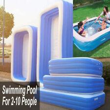 Padding pool big Square swimming pool garden pool pool set swimming pool