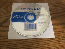 ArcSoft camera suite 2.0 Software Cd