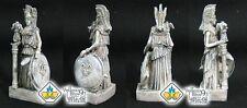 Saint Seiya Myth Cloth Scene Mini Athena Statue