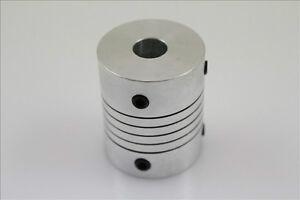 DR CNC Stepper Motor Flexible Coupling Coupler 8x12mm D25L30