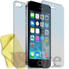 6 Pellicola Per iPhone 5S 5 - 3 Fronte + 3 Retro Proteggi Schermo Salva Display