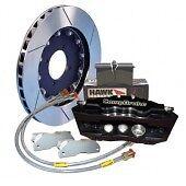 Toyota Hilux Big brake kit 330 mm x 32 mm 6 Pot calibres CMB2503