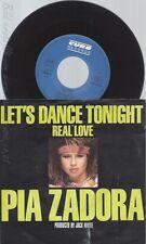 "7"" PIA ZADORA-- LETS DANCE TONIGHT"