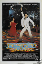 Saturday night fever John Travolta poster print #2