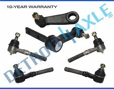 "Brand New 6pc Complete Front Suspension Kit for Ford F-150 4x4 - 2.5"" Bolt"