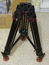 Sachtler Speed Lock SL CF 100mm tripod 5586 with mid-level spreader 7007