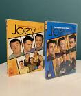 Joey Season 1 & 2 DVD Matt LeBlanc Friends - Rare