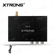 XTRONS Car Digital DVB-T/T2 Freeview HDMI TV Tuner Receiver Box Video Recorder