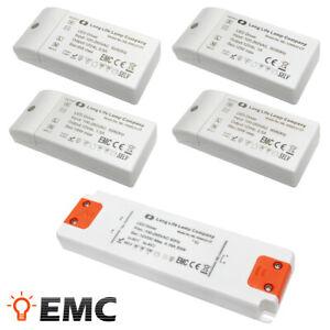 LED Driver Transformer DC 12v - 6w, 12w, 18w, 30w, 50w for MR11, MR16 LED Strip