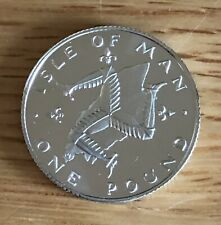 More details for 1978 isle of man one pound proof platinum bullion coin