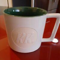 Krispy Kreme Coffee Mug  Pre Owned Great condition