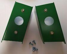 AuxHyd Tail Light Guards Brackets For John Deere 415 425 445 455