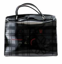 Desigual Cristal Paris Hand Bag Handtasche Tasche Negro Schwarz Weiß