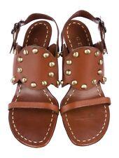 9ddbe05dd89 Céline slingback leather studded sandals 38 1 2 US 8.5 UK 5.5 Michael Kors  Era