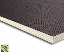 Anti-slip Mesh Phenolic Birch Plywood Sheets 12mm Trailer Flooring Buffalo Board 3050mm X 1525mm (10ft X 5ft) 1 Sheet