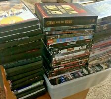 Rare Oop Htf Movies (Dvds) Starting @ $3ea Snap Cases, Sets, Miramax, Collectors