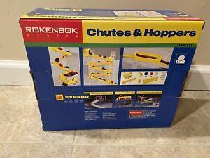 ROKENBOK VINTAGE 04311 CHUTES & HOPPERS