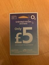 02 £5 bundle tariff unlimited minutes and texts