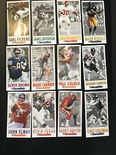40 Plus Cards 1992 Game Day Steve Young John Elway And More. (C1)