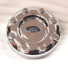Ford Super Duty Chrome Wheel Center Cap Front New OEM Part 5C3Z 1130 SA