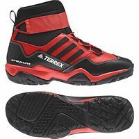 Adidas Herren Terrex Hydro Lace Wasserschuh Outdoorschuhe rot schwarz
