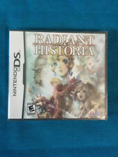 Radiant Historia -Y Fold - Brand New & Sealed (Nintendo DS, 2011)