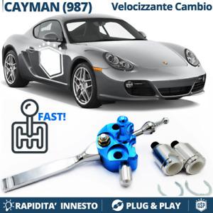 Leva del Cambio Corte PER Porsche Cayman 987 VELOCIZZANTE PROFESSIONALE Tuning
