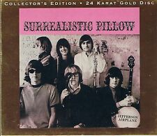 Jefferson Airplane Surrealistic Pillow RCA 24 Karat Gold CD Neu