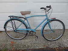 VINTAGE 27.5 INCH FRAME RALEIGH CRUISER 3 SPEED BICYCLE FOR RESTORE USA SALE