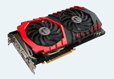 Grafikkarte PCI-Express MSI NVIDIA Geforce GTX 1060 Gaming X 6G, 6GB GDDR5