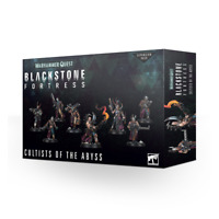 Blackstone Fortress Cultists of the Abyss Warhammer 40K