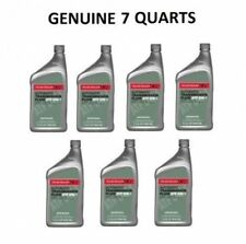 New Genuine Honda / Acura ATF DW-1 Automatic Transmission Fluid 7-Quarts