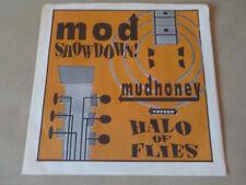 "MUDHONEY / HALO OF FLIES SPLIT 7"" AMPHETAMINE REPTILE SHE'S JUST 15 1991"