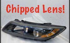2014 2015 Kia Optima Headlight halogen Single Projector OEM Driver LH 92101-4C