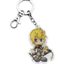 Kingdom Hearts chibi anime acrylic Keychain Key Ring