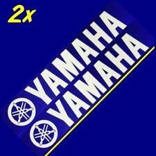 """WHITE Yamaha 13"""" stickers fz decals srx keyboard r 1 6 m yzf 600 8 waverunner 3"""