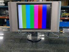 "Sharp LC-20B6U-S Aquos - 20"" LCD TV-FREE SHIP"