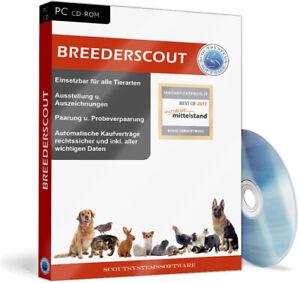 Stammbäume,Ahnentafel Software für Tiere,z.B. Hunde,Katzen,Vögel,Pferde,Tauben