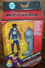 "DC comics MULTIVERSE BATGIRL of burnside 6""  figure king shark baf  NEW!"