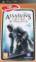 Psp Game Assassin's Creed Bloodlines for Sony Playstation Portable New