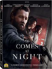 It Comes At Night (DVD, 2017)