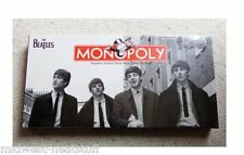 The Beatles Monopoly Game 2008 Collector's Edition (Factory Sealed) Nice!