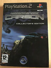 PS2 NEED FOR SPEED CARBON COLLECTORS EDITION PLAYSTATION 2 VGC PAL