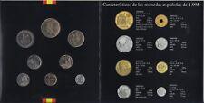 Spanje BU-set 1995