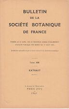 DAVY DE VIRVILLE.........du Congrès international des Algues marines de Biarritz